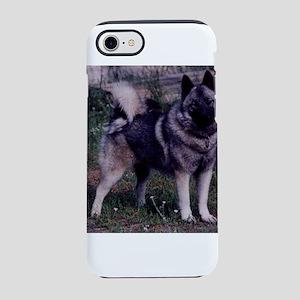 norwegian elkhound full 3 iPhone 8/7 Tough Case
