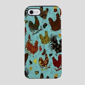 Fun Chickens iPhone 8/7 Tough Case