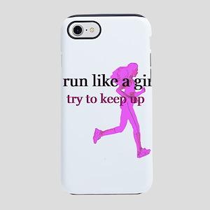 runlikegirl iPhone 7 Tough Case