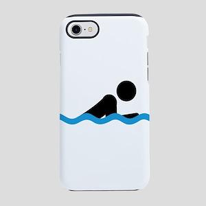 breaststroke iPhone 8/7 Tough Case