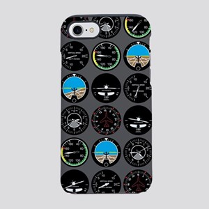 Flight Instruments iPhone 7 Tough Case