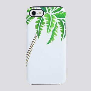 Tribal Coconut Palm Tree iPhone 7 Tough Case