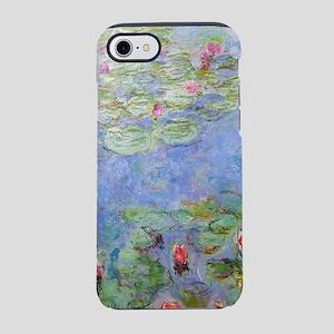 Claude Monet's Water Lilies iPhone 7 Tough Case