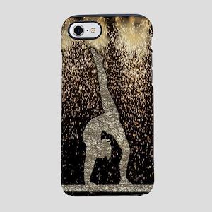 Sparkle Gymnast iPhone 7 Tough Case