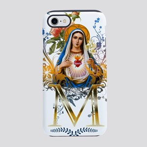 Immaculate Heart of Mary iPhone 7 Tough Case