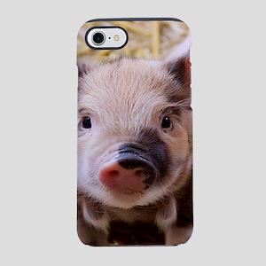 sweet little piglet 2 iPhone 7 Tough Case