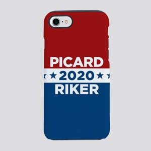 Picard Riker 2020 iPhone 7 Tough Case