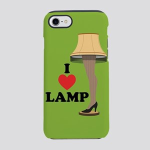 A Christmas Story Leg Lamp iPhone 7 Tough Case