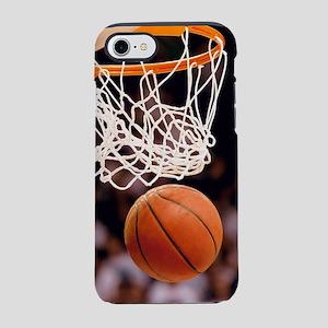 Basketball Scoring iPhone 8/7 Tough Case