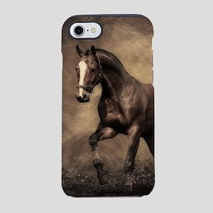 Beautiful Brown Horse iPhone 8/7 Tough Case