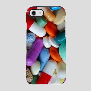 pills drugs iPhone 7 Tough Case