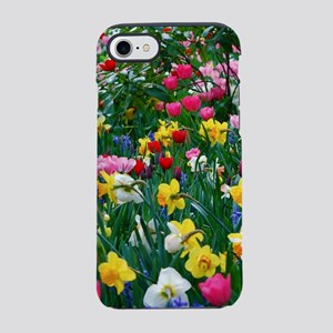 Flower Garden iPhone 7 Tough Case