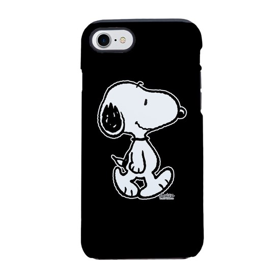 best service a60e1 316d0 Peanuts Snoopy iPhone 8/7 Tough Case