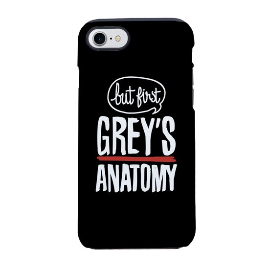 But First Grey's Anatomy