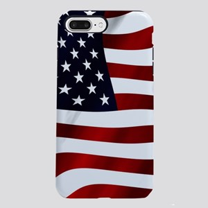 American Flag USA iPhone 7 Plus Tough Case