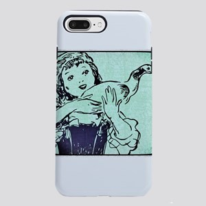 lady and the goose iPhone 7 Plus Tough Case