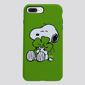 Peanuts Woodstock Lucky iPhone 8/7 Plus Tough Case