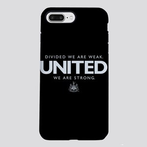 Newcastle United We Are iPhone 8/7 Plus Tough Case