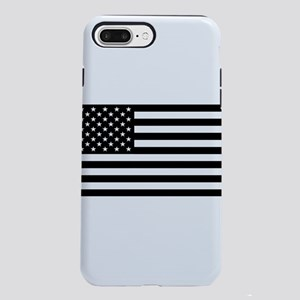 Black And White Stars A iPhone 8/7 Plus Tough Case