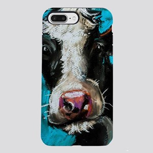 Cow Painting iPhone 7 Plus Tough Case