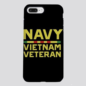 U.S. Navy Vietnam Veteran iPhone 7 Plus Tough Case
