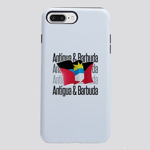 Antigua and Barbuda iPhone 7 Plus Tough Case