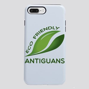 Eco Friendly Antiguans iPhone 8/7 Plus Tough Case