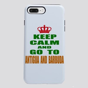 Keep Calm And Go To Ant iPhone 8/7 Plus Tough Case