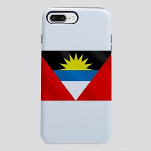 Antigua and Barbuda Flag iPhone 7 Plus Tough Case
