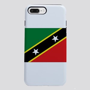 St kitts nevis iPhone 8/7 Plus Tough Case