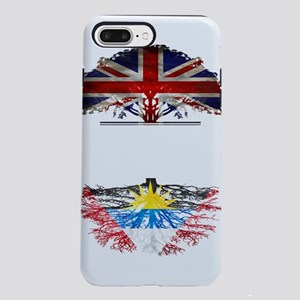British Grown With Anti iPhone 8/7 Plus Tough Case