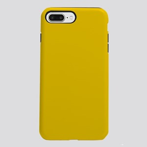 wholesale dealer 3a0a5 a0d25 Solid Yellow IPhone 8/7 Plus Cases - CafePress