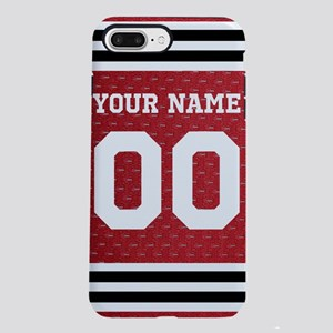 Personalize Hockey Sports iPhone 7 Plus Tough Case