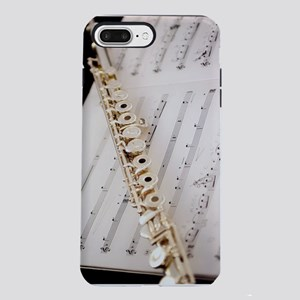 Flute and Music For Phone iPhone 7 Plus Tough Case
