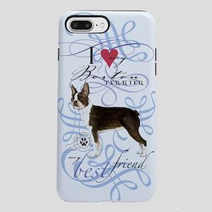 Boston terrier iPhone 7 Plus Tough Case