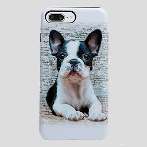 french bulldog iPhone 7 Plus Tough Case