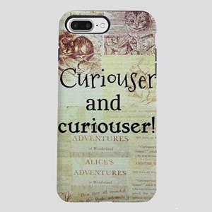 Alice in Wonderland Cur iPhone 8/7 Plus Tough Case