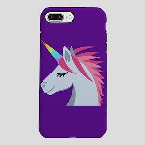 Unicorn Emoji iPhone 7 Plus Tough Case