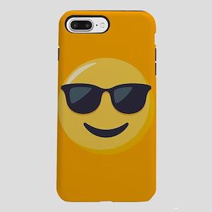 Sunglasses Emoji iPhone 7 Plus Tough Case