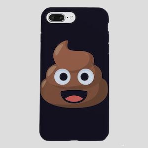 Poop Emoji iPhone 7 Plus Tough Case