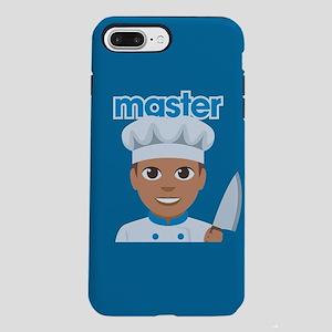 Emoji Master Chef iPhone 8/7 Plus Tough Case