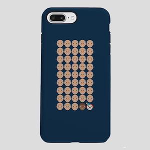 Emoji 45th President iPhone 8/7 Plus Tough Case
