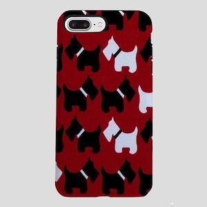 Scottish Terrier Scottie iPhone 7 Plus Tough Case
