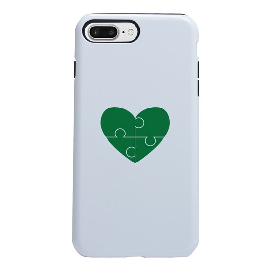 Irish Heart St. Patrick's Day Gift – Autism