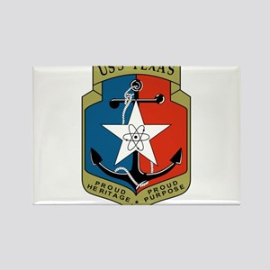 USS Texas (CGN 39) Magnets