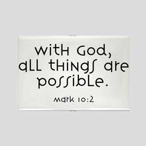With God Magnets