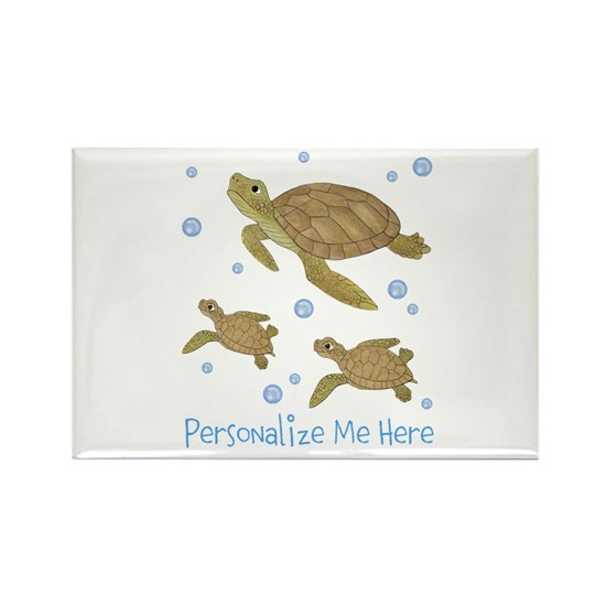 Personalized Sea Turtle