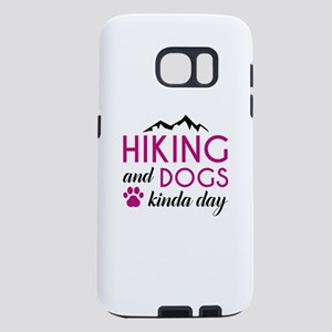 Hiking And Dogs Samsung Galaxy S7 Case