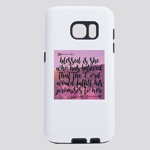 Blessed is She Samsung Galaxy S7 Case