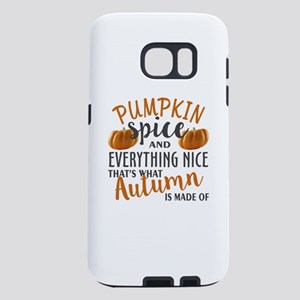 Pumpkin Spice and Everythi Samsung Galaxy S7 Case
